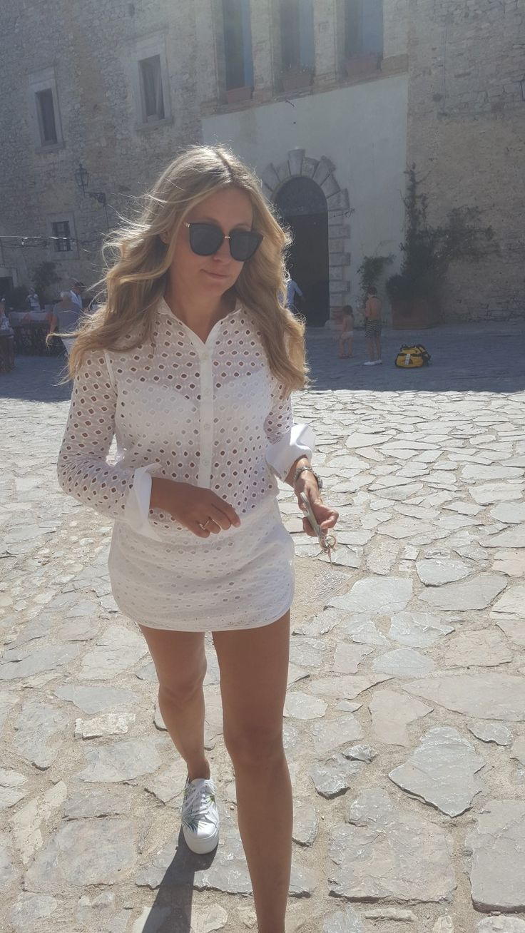 Jumpsuit by Camilla Stenberg  Boho wedding in Italy
