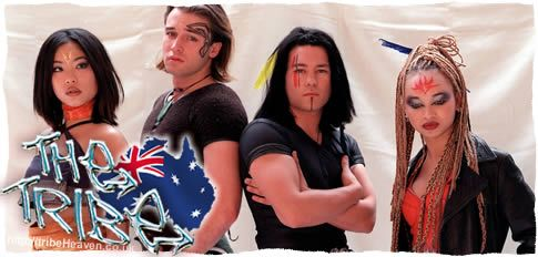 The Tribe : Tai-san, Bray, Lex & Ebony