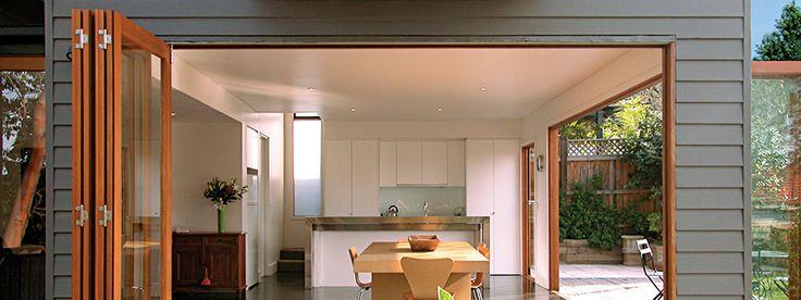 PrimeLine® weatherboard | James Hardie Like the smooth look rather than wood grain.