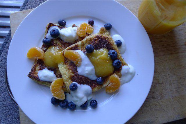 Mandarin / Clementine Curd