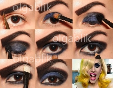 Lady Gaga Makeup