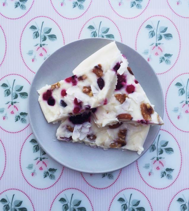 frozen yoghurt reep