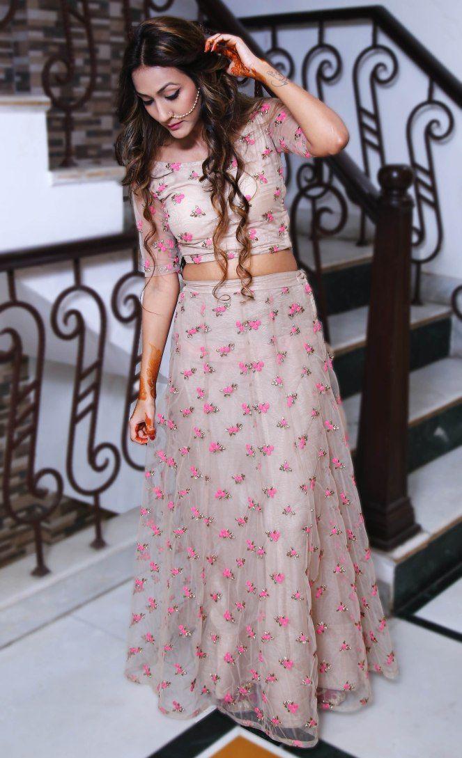 Mehndi Night - dress idea