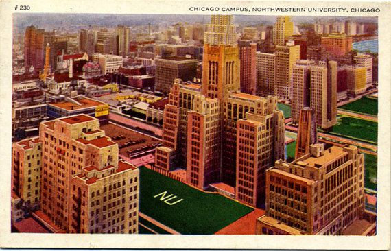27 best images about illinois postcards on pinterest for Northwestern virtual tour