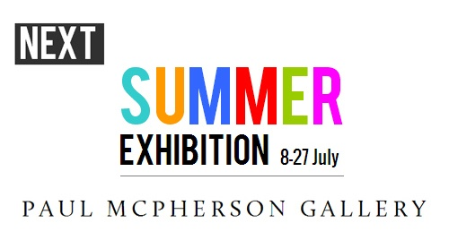 Paul McPherson Gallery -Summer Exhibition of various emerging and established artists (prints, drawings and paintings). 77 Lassell Street, Greenwich, London, UK. Nearest station MAZE HILL www.paulmcgallery.com/shows.html