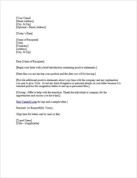 Best 25+ Resignation template ideas on Pinterest Resignation - board resignation letter