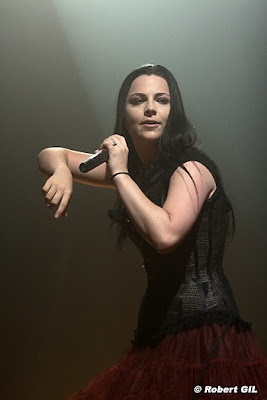 Evanescence Paris 2007