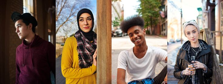 "Carlos Khalil Guzman's ""Muslims in America"" photo series spotlights Muslims in all 50 states."