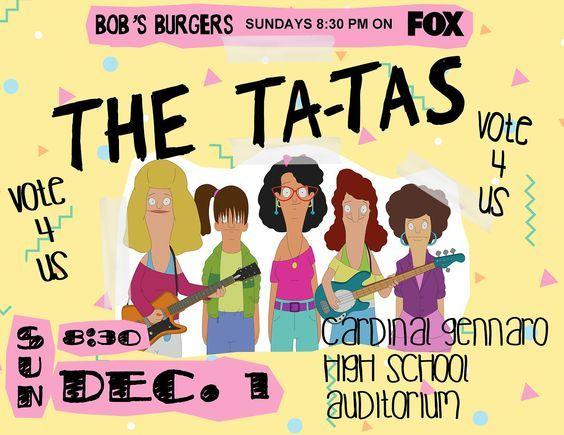 The Ta-Tas: