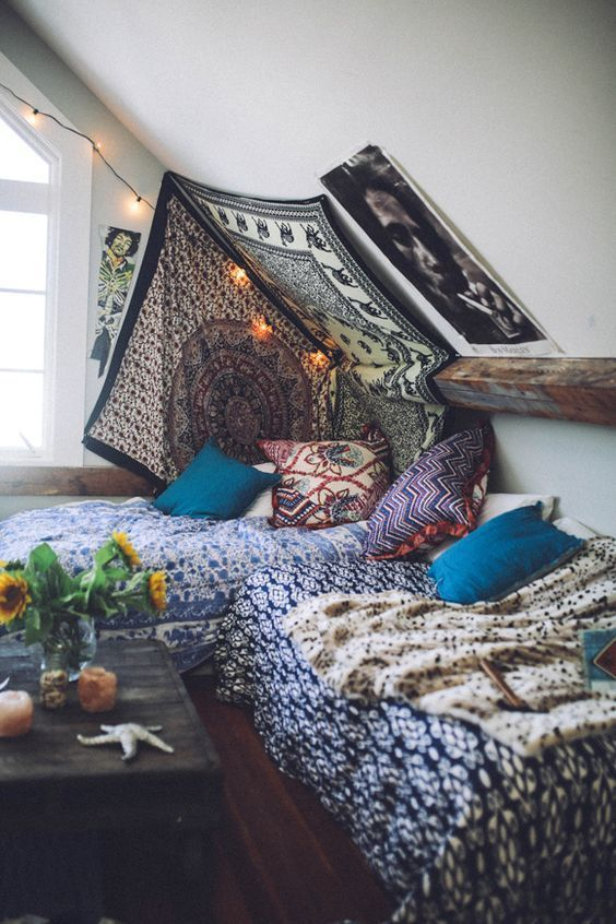 Nice These Bohemian Bedrooms Will Make You Need To Redecorate Asap