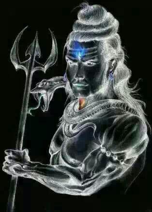 """Lord Shiva, o auspicioso, o propício, amável, o benigno, benevolente, amistoso terno, é um dos deuses da trimúrti, a trindade hinduísta, deus (Deva) hindu. Chamado de """"o Destruidor""""' (ou """"o Transformador""""), participa da Trimúrti (a trindade hindu) juntamente com Brama (Brahma), """"o Criador"""", e Vixnu (Vishnu), """"o Preservador""""."""