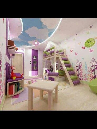 Teen bunk bed