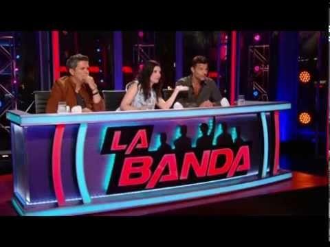 Niño venezolano, Alan Matheus deja sin aliento a Laura Pausini, Ricky Ma...