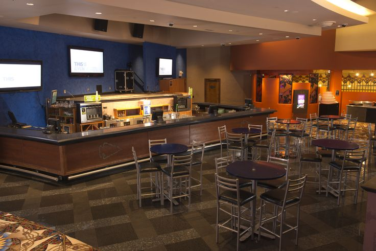 Dakota Dunes Casino lounge