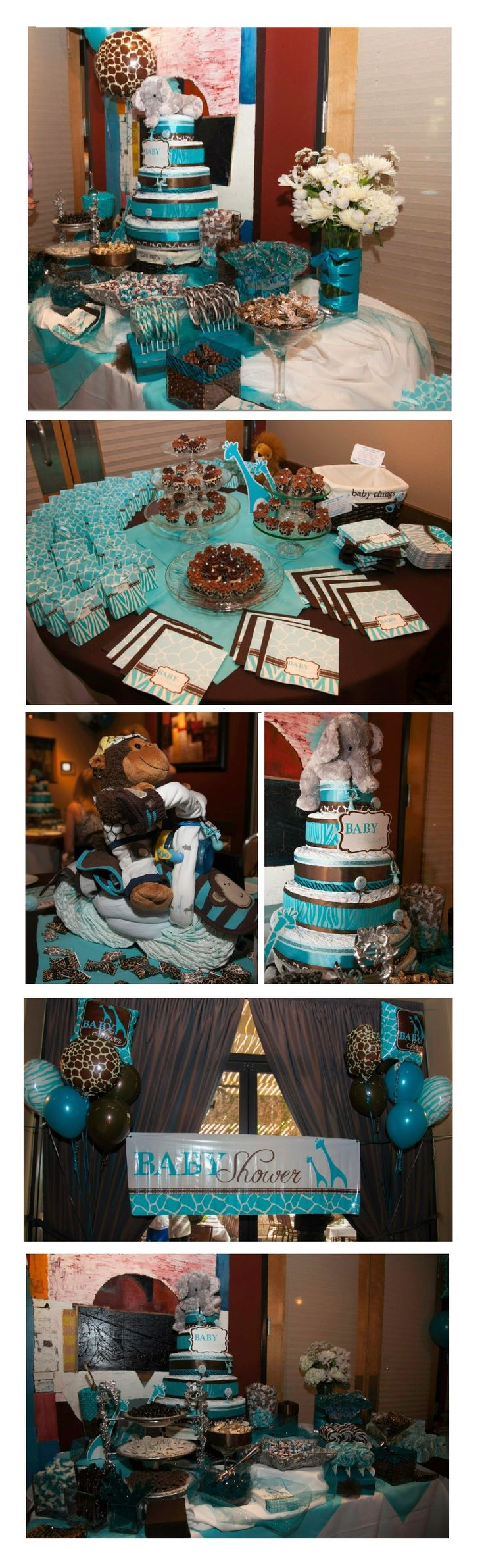 Ersilia's Boy Baby Shower