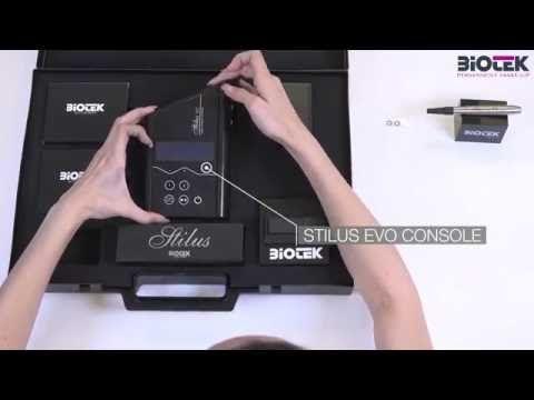 Kit Stilus Evo Cartridge System