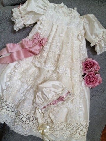Victorian Christening Dress