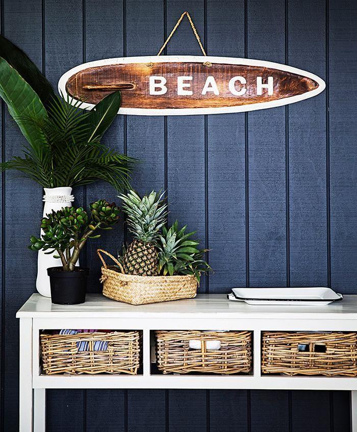 Best 25 beach decorations ideas on pinterest ocean - Chambre ambiance mer ...