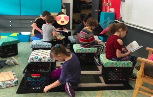 L'aménagement flexible (flexible seating) : une tendance favorisant l'attention | École branchée