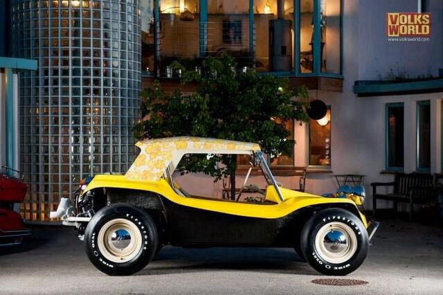 Dune Buggy....all dressed up and out on the town