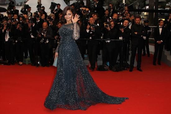 Aishwarya Rai Bachchan @Cosmopolis Premiere - Cannes 2012