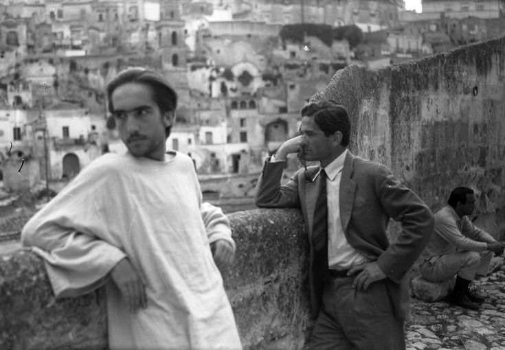 The Gospel According to St. Matthew (Italian: Il Vangelo secondo Matteo) is a 1964 Italian biographical drama film directed by Pier Paolo Pasolini. It is a retelling of the story of Jesus Christ, from the Nativity through the Resurrection. Pier Paolo Pasolini chose the Sassi of Matera as the set for this movie (Photo by Domenico Notarangelo) #raiexpo #expo2015 #italia2015 #pierpaolopasolini #movie #enriqueirazoqui #thegospel  #nativity #matera #italy #basilicata