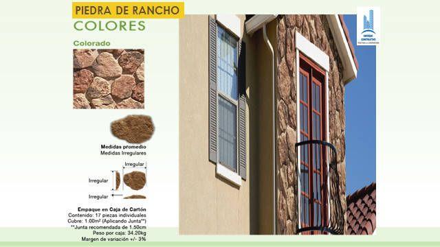 Busca imágenes de diseños de Paredes y pisos estilo moderno}: PIEDRA DE RANCHO. Encuentra las mejores fotos para inspirarte y y crear el hogar de tus sueños.