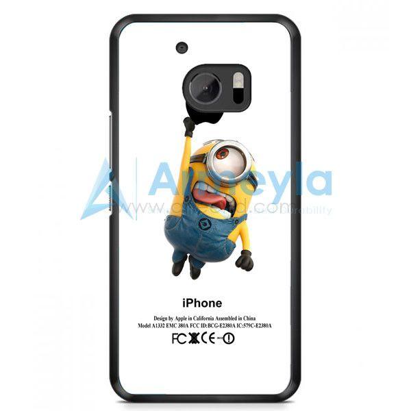 Despicable Me Minion Avenger HTC One M10 Case | armeyla.com