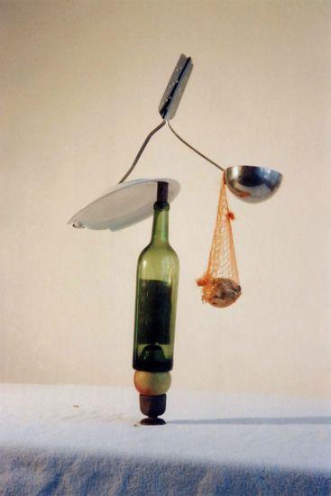Peter Fischli  David Weiss, Natürliche Grazie, 1984