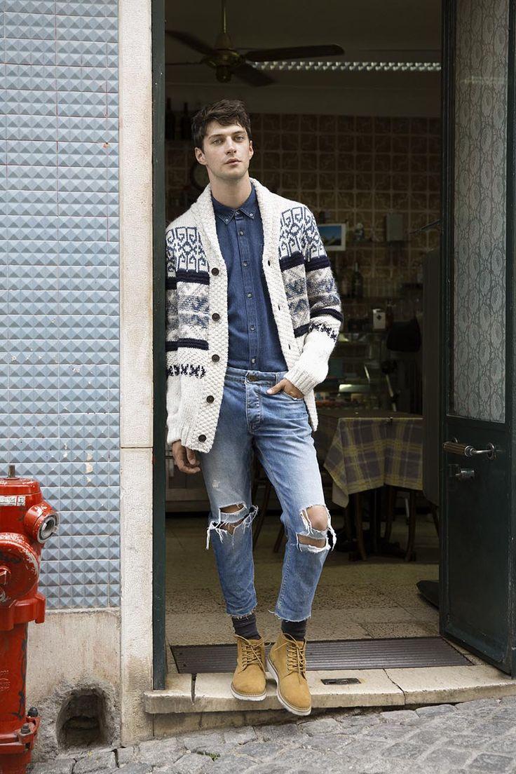#streetstyle #pullandbear #trends #fashion #aw15