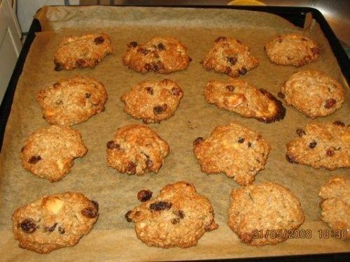 Biscuiţi cu fulgi de ovaz - imagine 1 mare