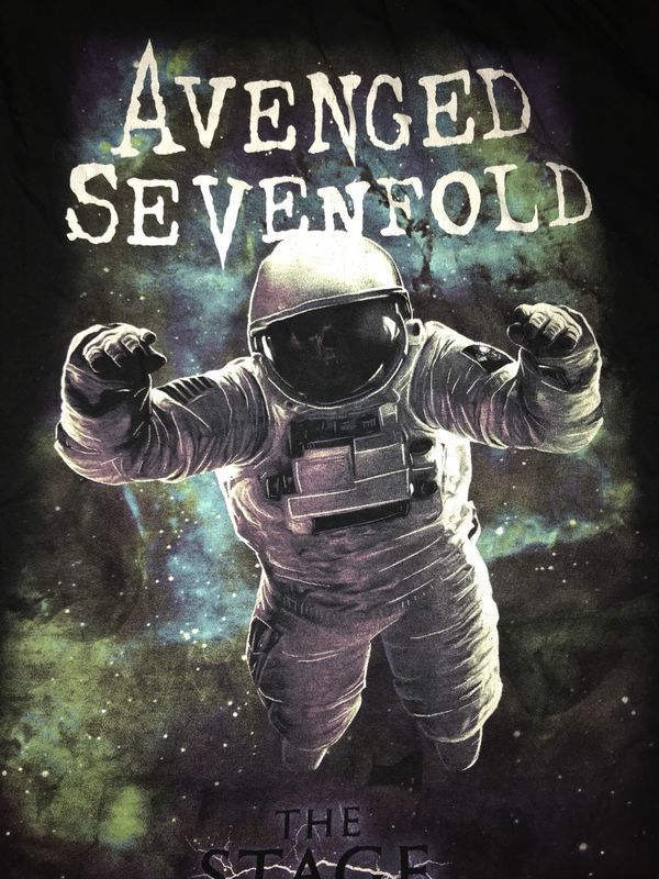 Avenged Sevenfold Shirt A7x For Sale In Irwindale Ca In 2020