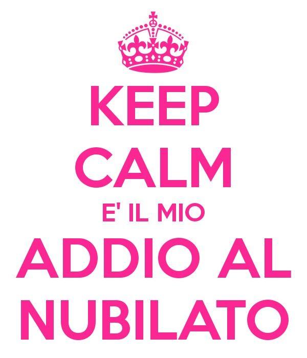 Keep calm is...