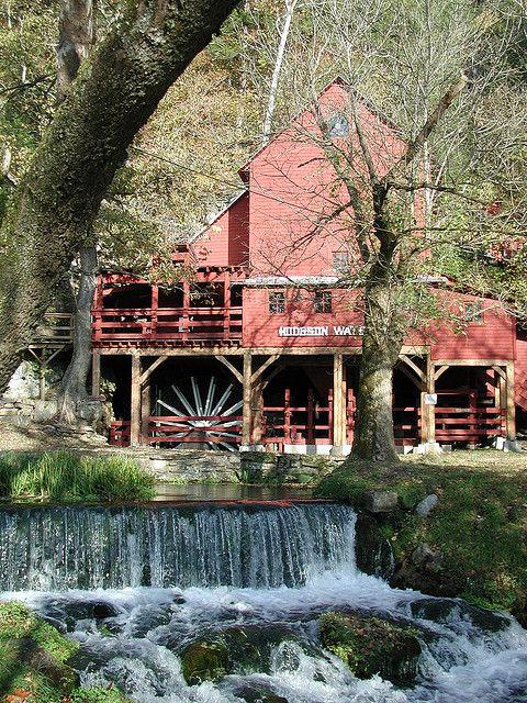 Water Wheel Mill