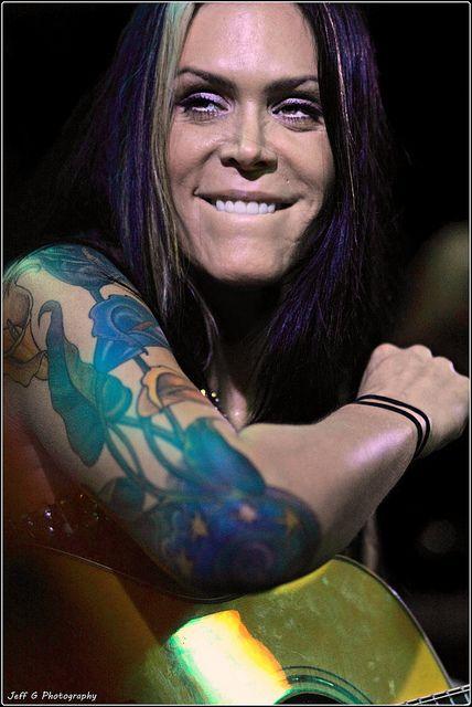 Beth Hart - amazing singer songwriter