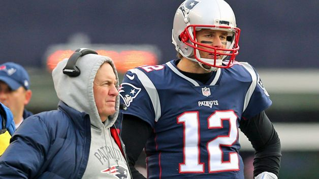 Everything you need to know about the Patriots' playoff schedule.