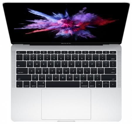 Ноутбук Apple MacBook Pro 13 with Retina display Late 2016 (2.0GHz, 256Gb) (Silver) MLUQ2  — 89990 руб. —