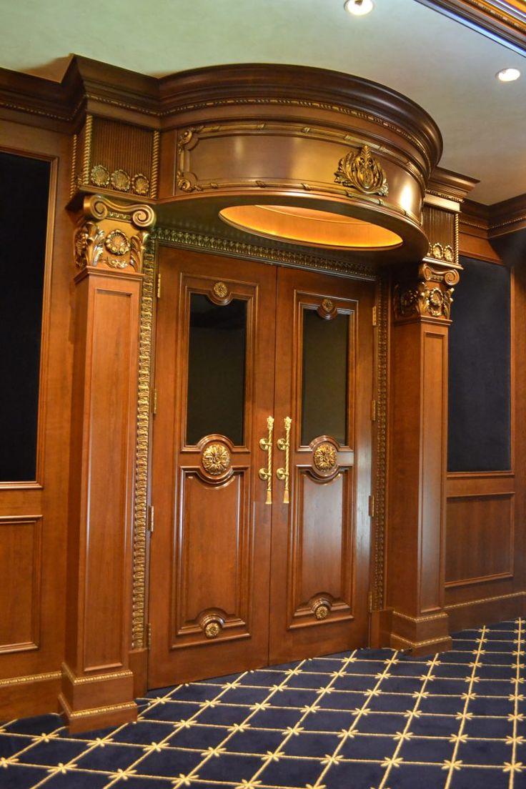 Home Theater Door HT53 & The 22 Best Home Theater Doors