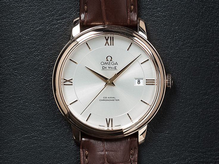 f9a25940504 OMEGA Watches  The De Ville Prestige Gents  Collection