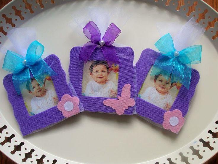 Nuraycatasarımlar: Keçe Bebek Şekeri Doğum Günü