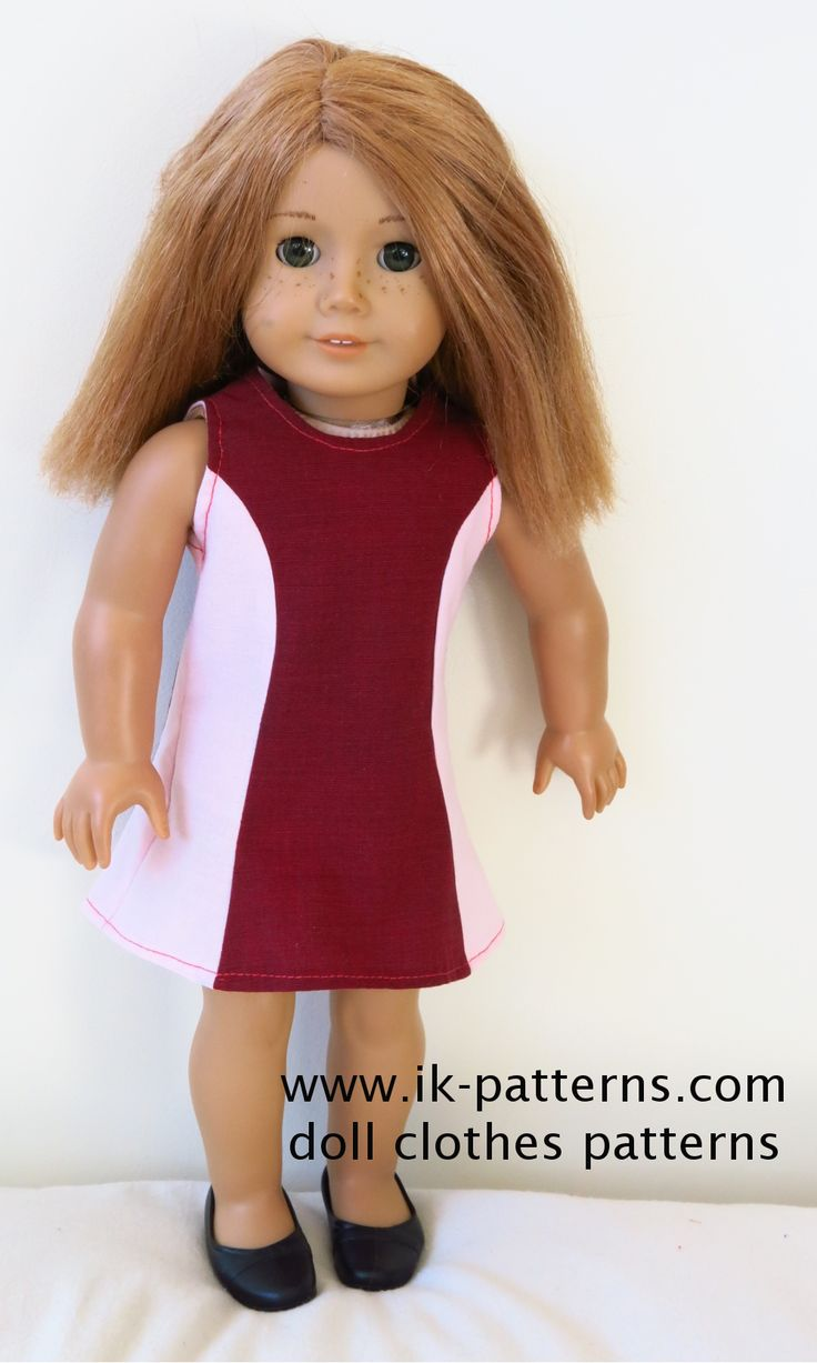66 besten American Girl Doll Clothes - Dresses Bilder auf Pinterest ...