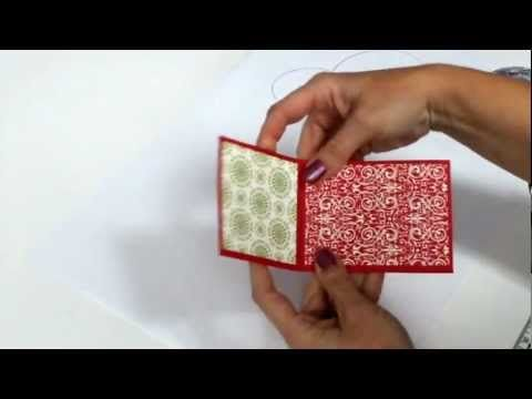 FUN FOLDS All In One Gift Card Holder with Kelly Gettelfinger