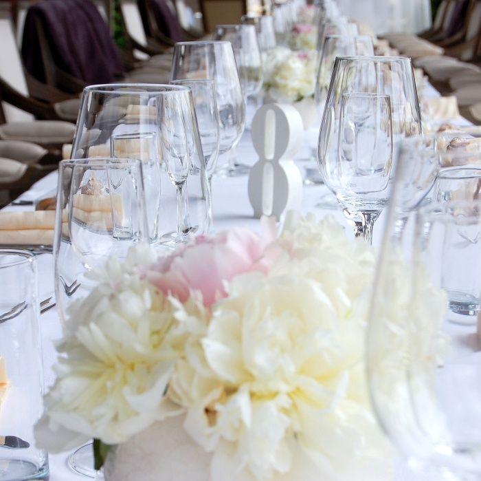 Dekroace svatební tabule