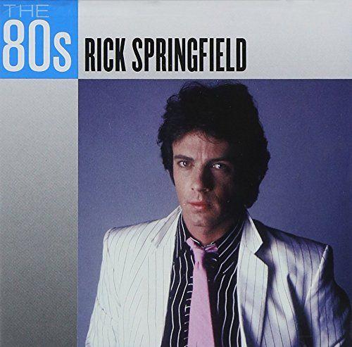 Rick Springfield - The 80s: Rick springfield