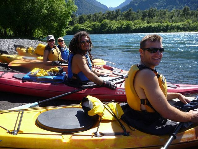 Sea kayak days!