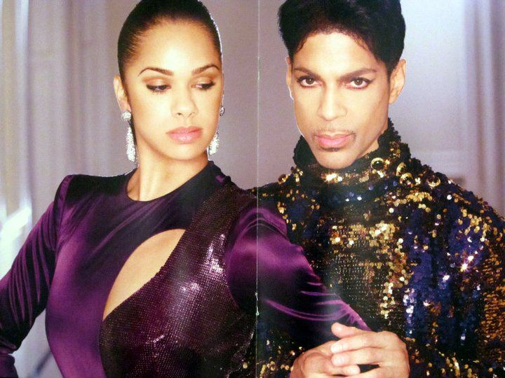 Misty Copeland and Prince | I'd hit that... | Pinterest
