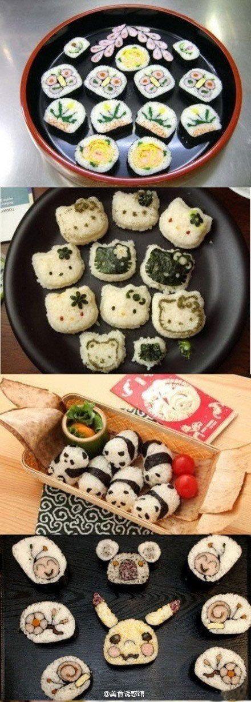 Cute Japanese food