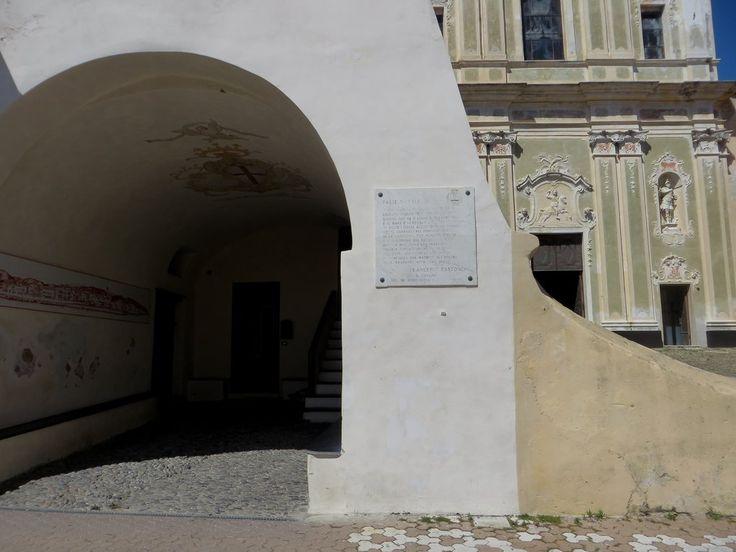 Riva Ligure (IM) - uno scorcio della Chiesa Parrocchiale di San Maurizio