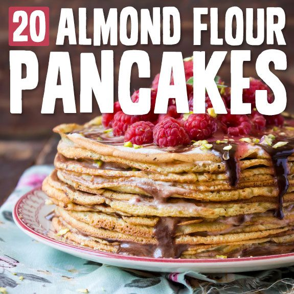 Try these low carb almond flour pancakes! They are superpowered and high in protein, while still being decadent and delicious.