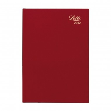 This substantial diary has lasting character. A practical product that is filled with helpful information, such as: travel; notable dates and weights and measures. As well as a section for frequently used telephone numbers. The cover is durable and hard wearing, so can be taken anywhere. The distinguished look of this diary makes it a good buy.